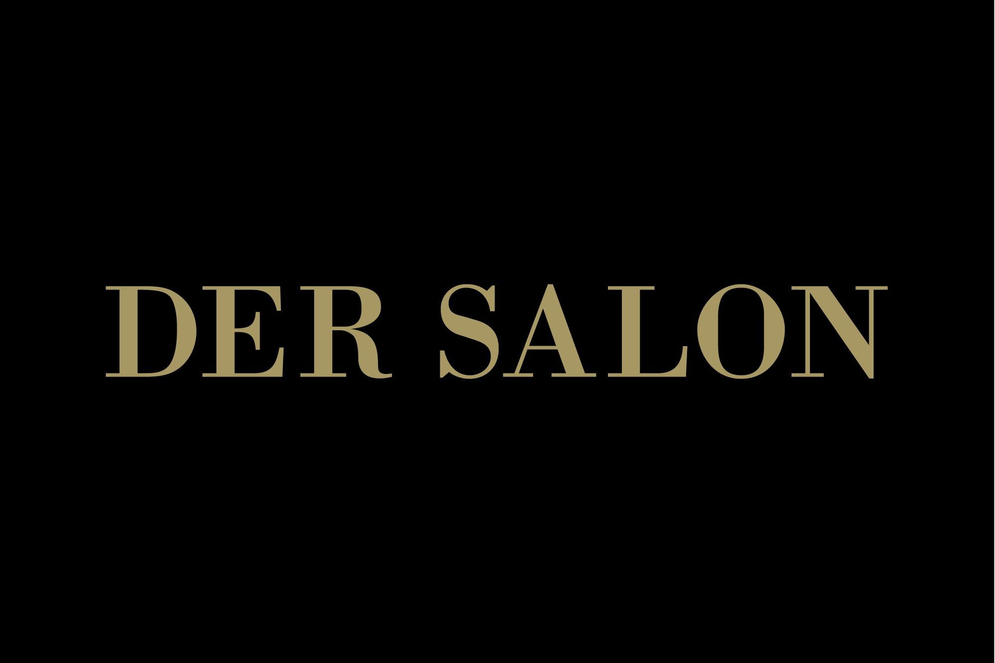 Studio dos, Grafikdesign Osnabrück, Der Salon Logo