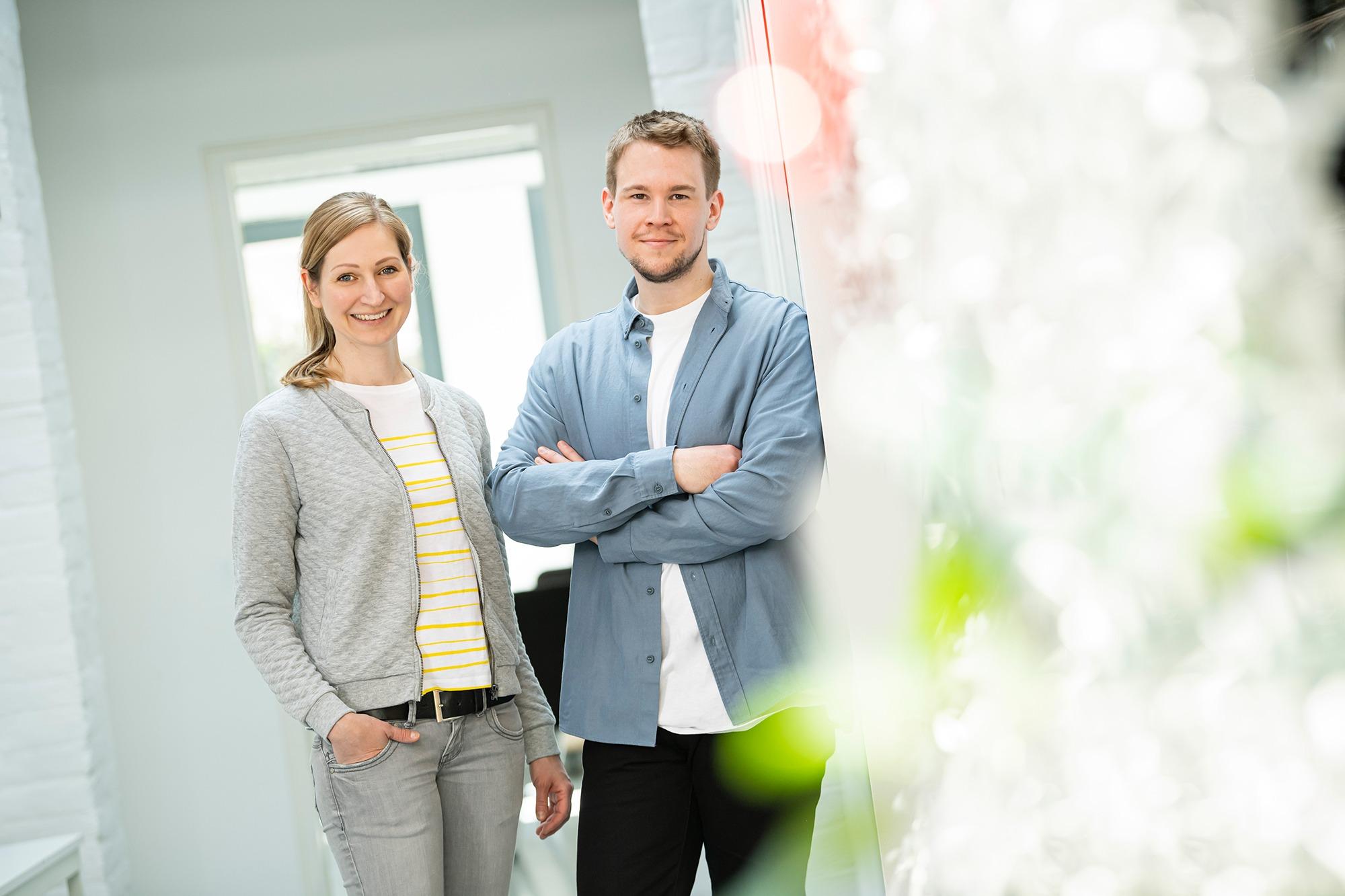 Studio dos, Grafikdesign Osnabrück, Franziska Fritz und Dennis Zorn