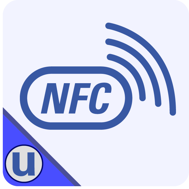 Studio dos, Grafikdesign Osnabrück, ulixes Robotersysteme App Icon NFC
